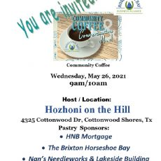 May 26 you are invited
